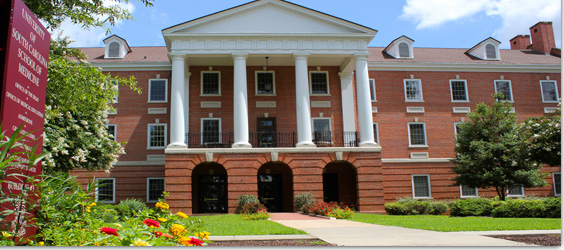 Photo of University of South Carolina Medical School, where Speaking Email is helping people living with disabilities