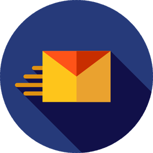 Compose mails to contacts